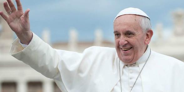 Ferenc, a szegények pápája