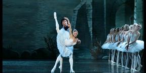 Budapesten a Moszkvai Városi Balett