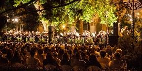 Zenés nyári estek