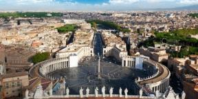 Húsvét Rómában