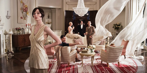 Luxus a 20-as évekből