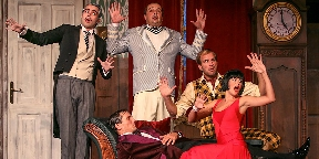 Színház a színházban
