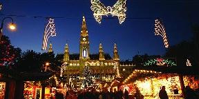 Karácsony előtt Bécsben