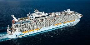 A világ legnagyobb óceánjárója