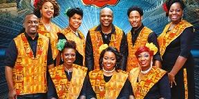 Budapesten a Harlem Gospel Choir