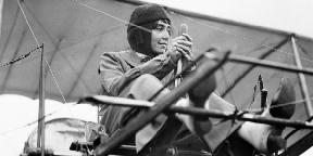 Az első vadóc pilótakisasszony