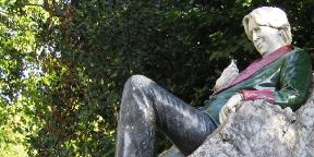 Oscar Wilde csókjai