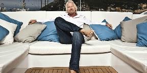 Richard Branson kilenc élete