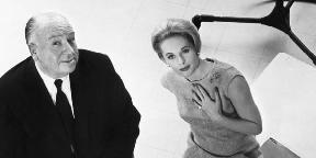 Hitchcock és a szőke nő