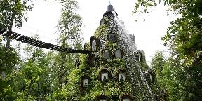 Elképesztő hotelek a világ minden tájáról
