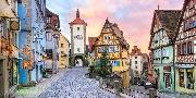 Középkori időutazás Európában
