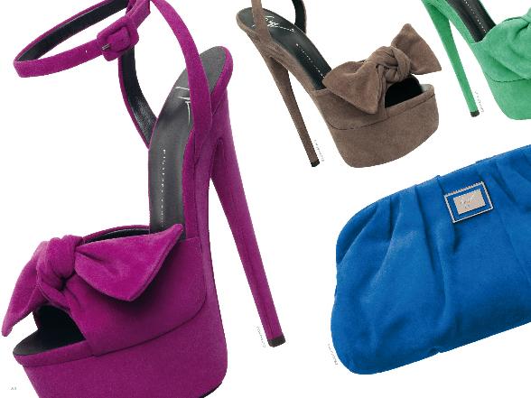 A nyári cipődivat igazi felüdülés lesz a szemnek! Csemegézzünk bátran a vidám, színes cipőkből !