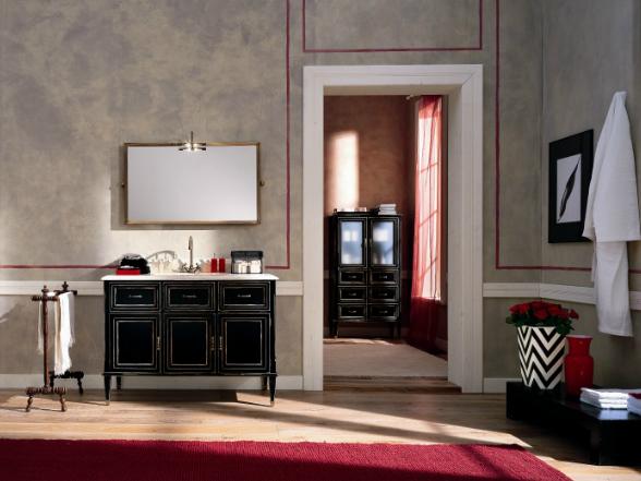 Múltbéli fürdőszobák bútorainak modern újratervezésével és különleges kiegészítőkkel egyedi hangulatot varázsolhatunk!