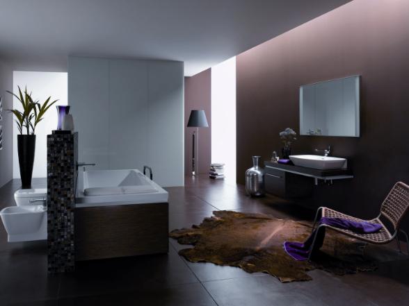 Ahhoz, hogy fürdőszobánk minden részletében különleges legyen, válasszunk szemet gyönyörködtető színeket és kiegészítőket!