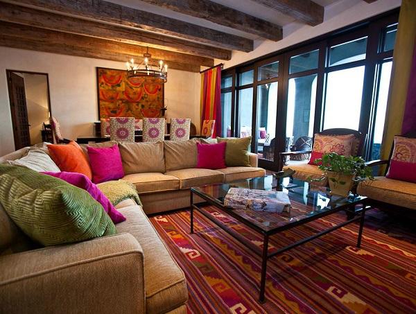 Mexican Interior Design Bedroom: Kultúrák és Otthonok Találkozása